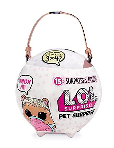 L.O.L. Surprise! Biggie Pet - M.C. Hammy Chica - Kits de...