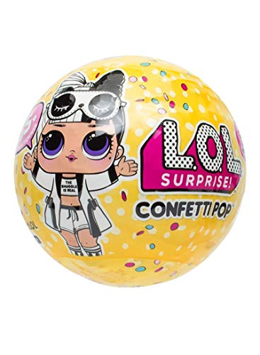 L.O.L. Surprise! - Confetti POP, 1 unidad (Giochi Preziosi...