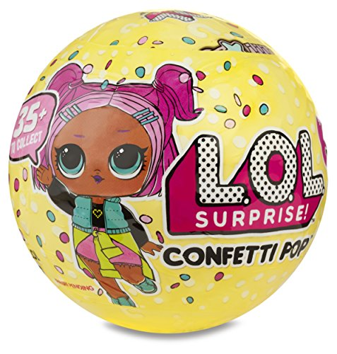 L.O.L. 551522E5CAZI Surprise Confetti Pop Series 3-1 -...