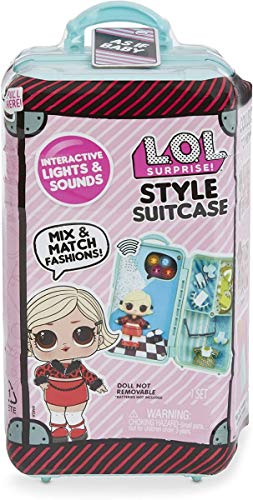 Style Suitcase As If Baby