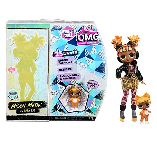 Comprare Missy Meow & Baby Cat