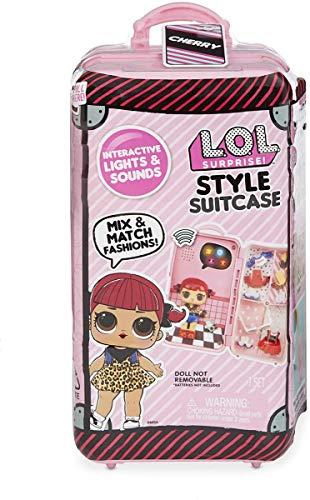 Style Suitcase Cherry