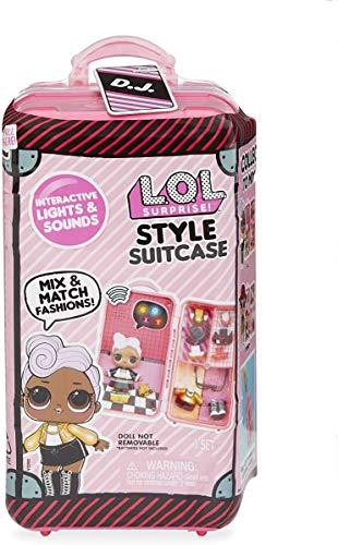 Style Suitcase D.J.