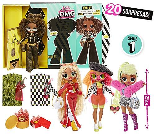 Giochi Preziosi L.O.L Surprise - OMG Muñecas Fashion...
