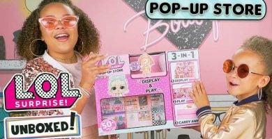 LOL Surprise Pop-up Store