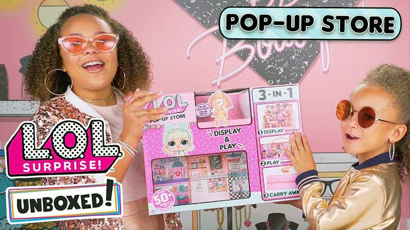 LOL Surprise Pop-up Store