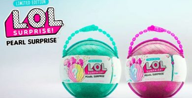 lol surprise pearl surprise imagen destacada - Universo L.O.L. Surprise!
