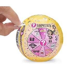 Abriendo LOL Surprise Confetti Pop Serie 3
