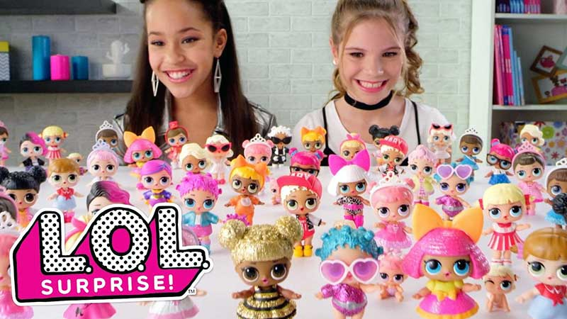 ▷▷ LOL Surprise Dolls | The definitive surprising guide
