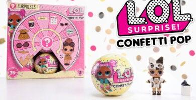 L.O.L. Surprise! Confetti Pop Serie 3