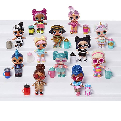 Colección muñecas LOL Surprise Serie Sparkle