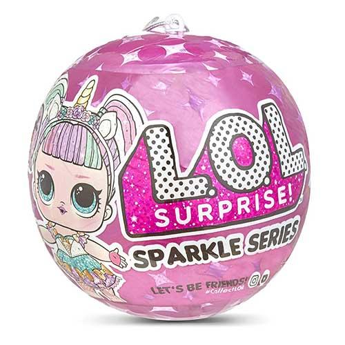LOL Surprise Sparkle Serien