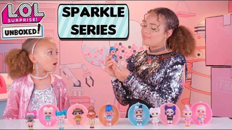 LOL Surprise Serie Sparkle promo