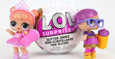 LOL Surprise Serie Glitter
