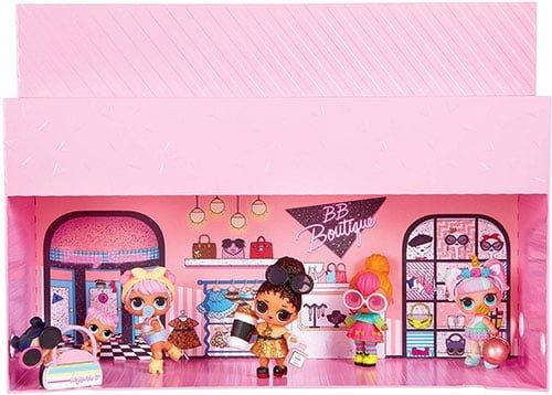 boutique pop up store - Universo L.O.L. Surprise!