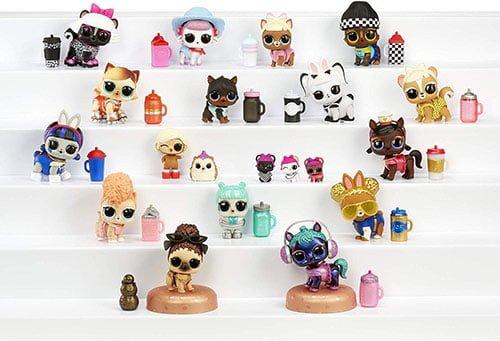 coleccion serie makeover fuzzy pets ola 2 - Universo L.O.L. Surprise!