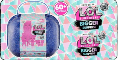 Bigger Surprise Winter Disco promo