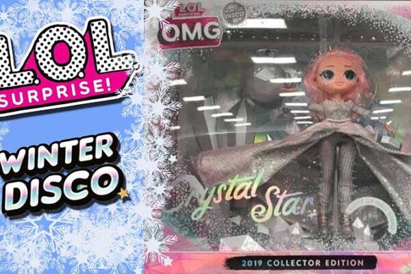 Promo O.M.G. Crystal Star