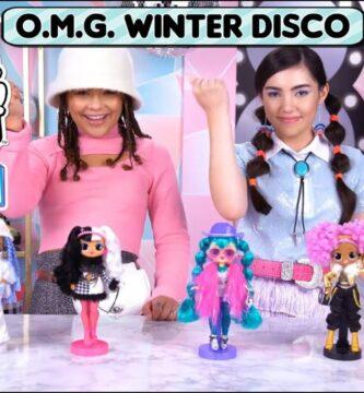 Promo L.O.L. Surprise! O.M.G. Winter Disco
