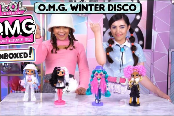 Promo L.O.L. Surprise! O.M.G. Winter Disco