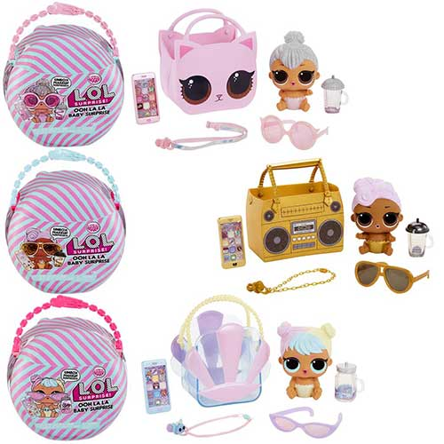 Las 3 Ooh La La Baby Surprise