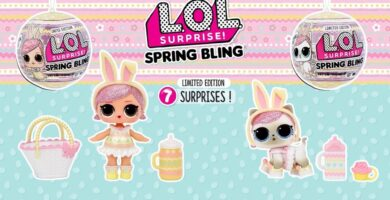 LOL Surprise Spring Bling Dolls