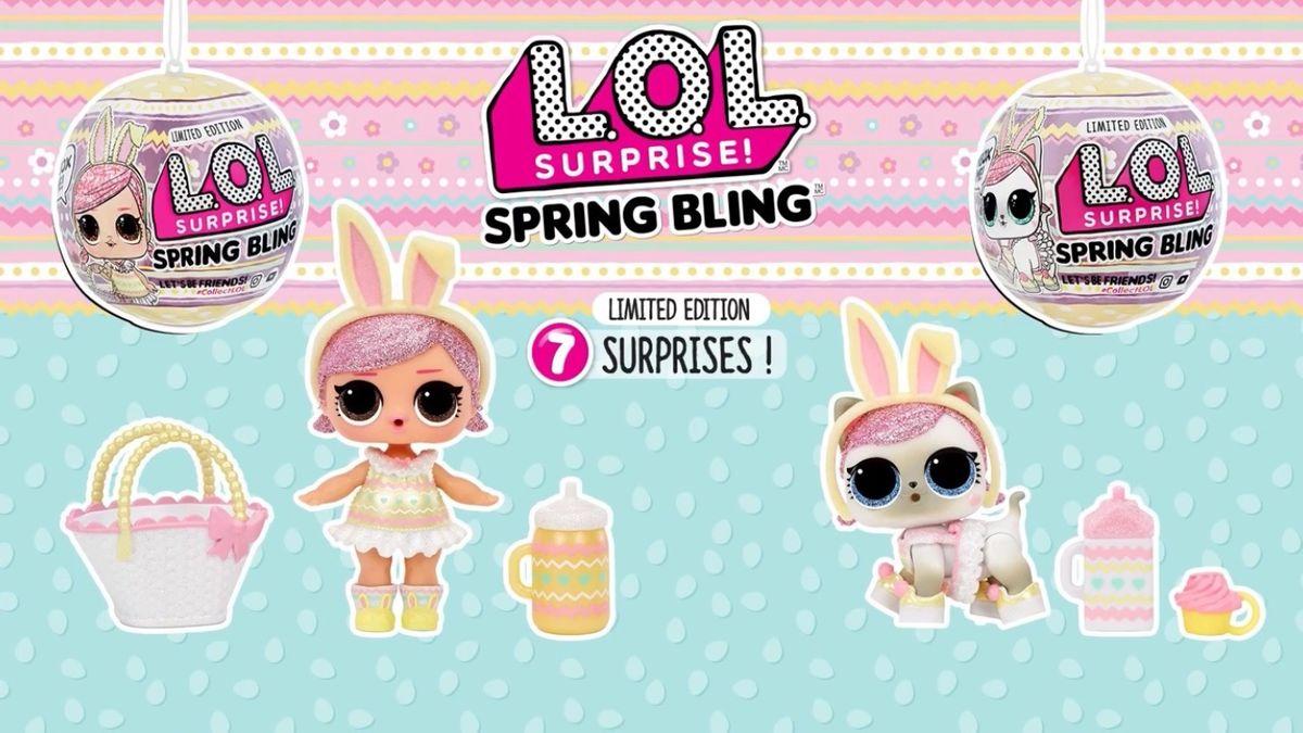 LOL Surprise Spring Bling