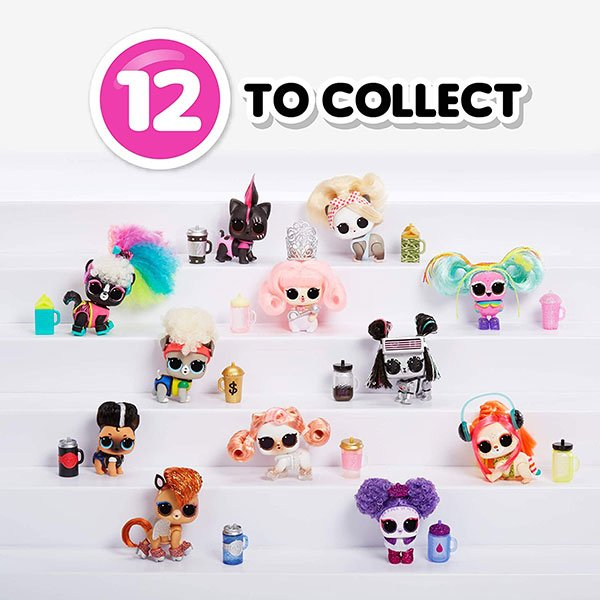 LOL Lights Pets Collection