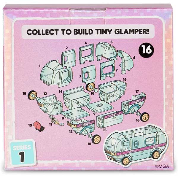 Le Collection Tiny Glamper