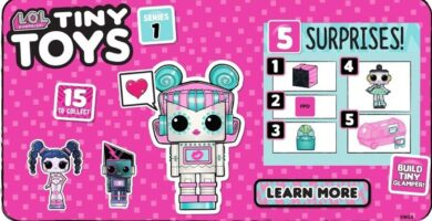LOL Surprise Tiny Toys Serie 1