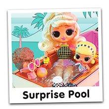 Überraschungs-Pool