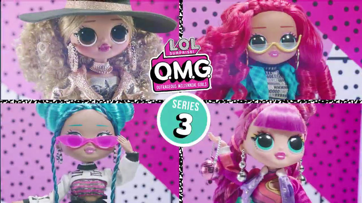 LOL Surprise O.M.G. Series 3