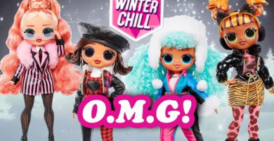 lol surprise omg winter chill imagen destacada - Universo L.O.L. Surprise!