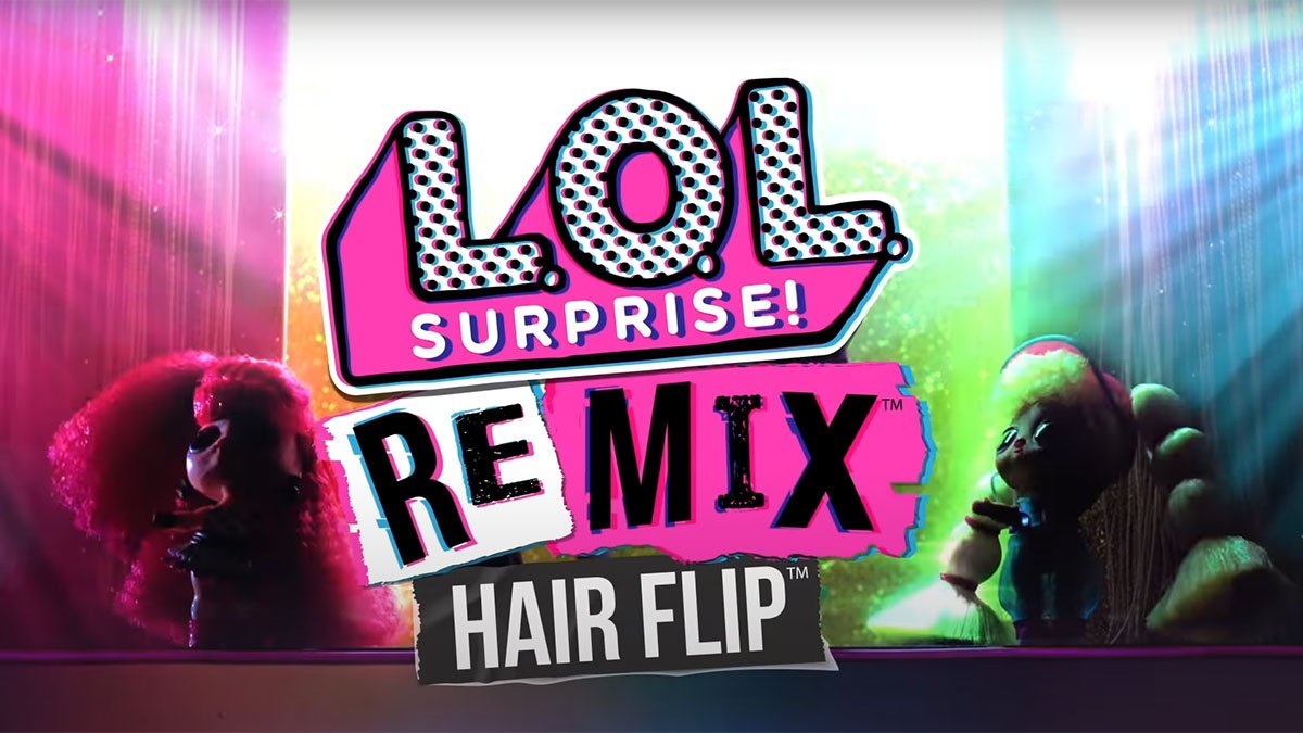 omg remix hair flip imagen destacada - Universo L.O.L. Surprise!