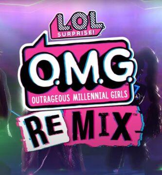 omg remix imagen destacada - Universo L.O.L. Surprise!
