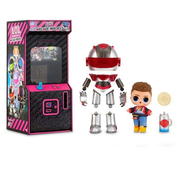 Boys Arcade Heroes 1 - Universo L.O.L. Surprise!