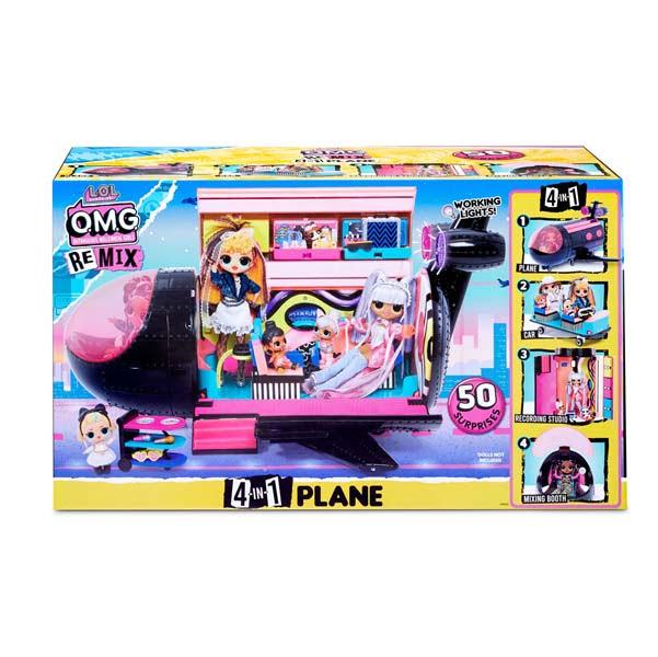 Remix Plane5 - Universo L.O.L. Surprise!