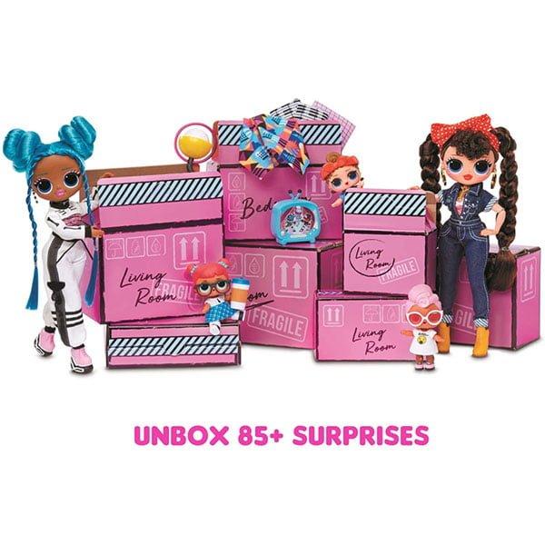 casa lol surprise omg house 85 sorpresas - Universo L.O.L. Surprise!