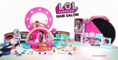 lol surprise jk hair salon imagen destacada - Universo L.O.L. Surprise!