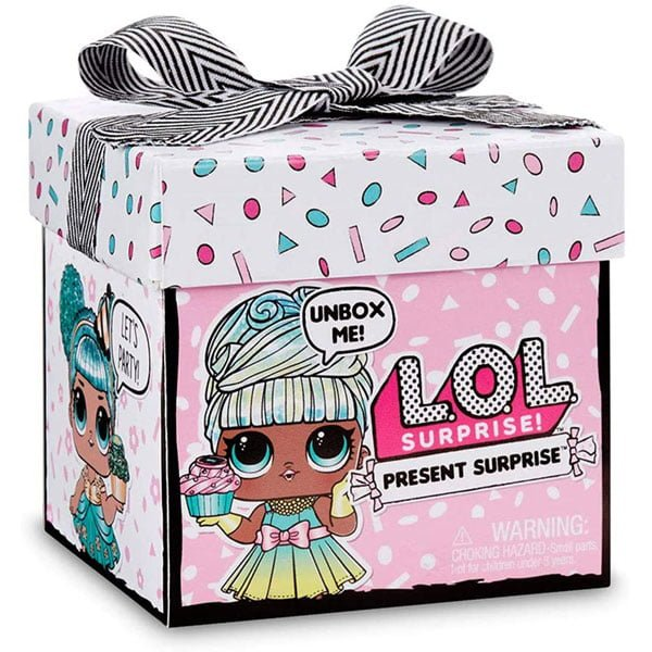 Present Surprise Dolls Series 1 Box