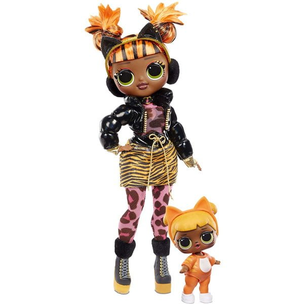 missy meow y baby cat - Universo L.O.L. Surprise!