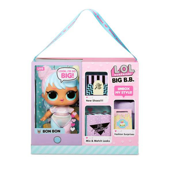 Big BB Doll Bon Bon1 - Universo L.O.L. Surprise!