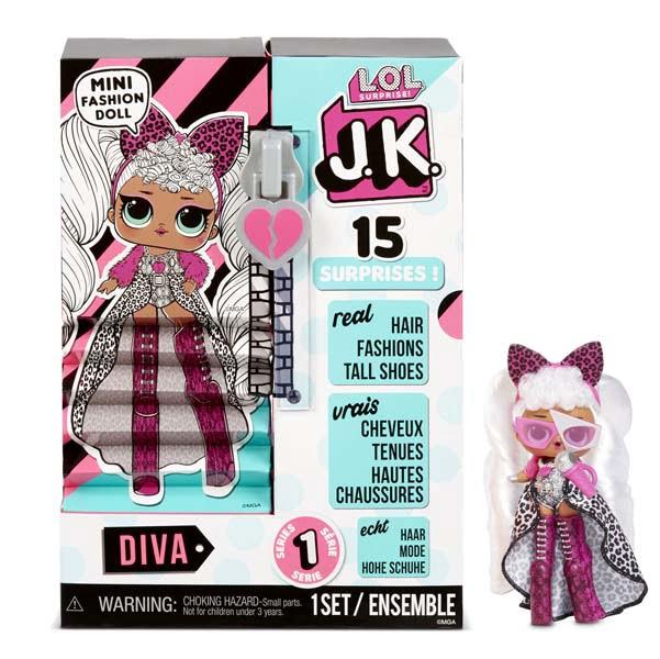 JK Serie1 Diva - Universo L.O.L. Surprise!