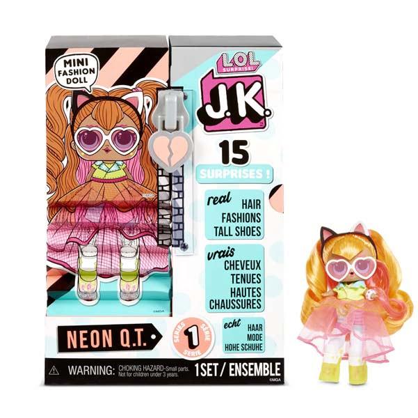 JK Serie1 Neon QT - Universo L.O.L. Surprise!