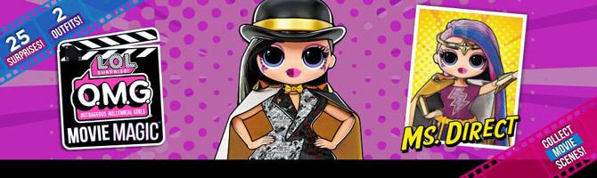Ms.DirectBanner - Universo L.O.L. Surprise!