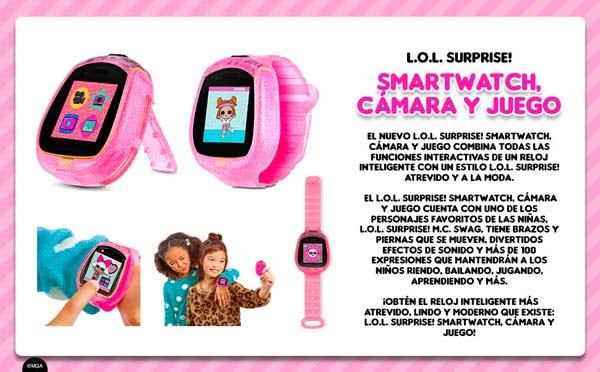 Smartwatch4 - Universo L.O.L. Surprise!