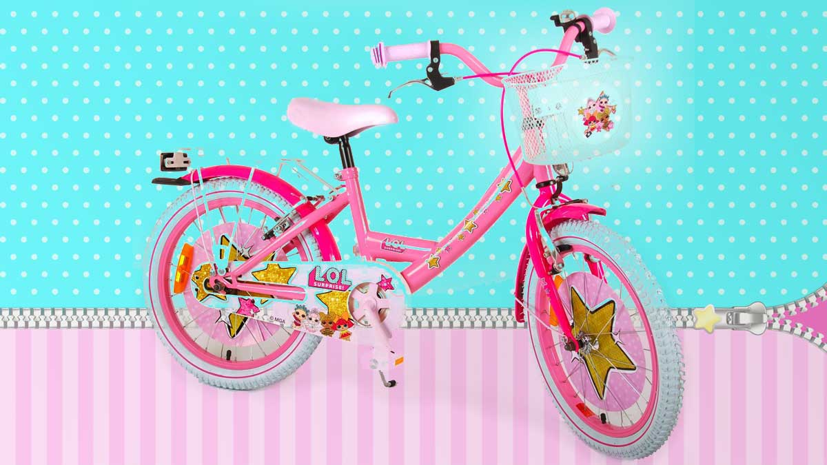 lol surprise girl bike - Universo L.O.L. Surprise!