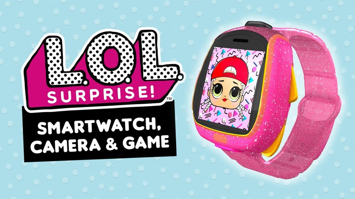 lol surprise smartwatch camera - Universo L.O.L. Surprise!